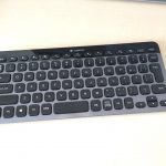 Logicool Bluetooth Illuminated Keyboard K810 雑感